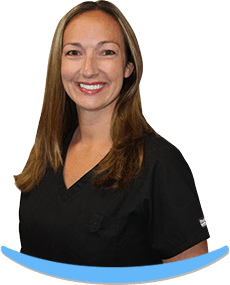 Dental assistant Lisa